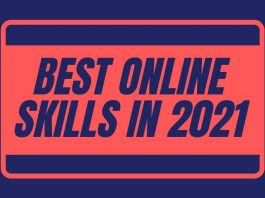 The Best Online Skill in 2021