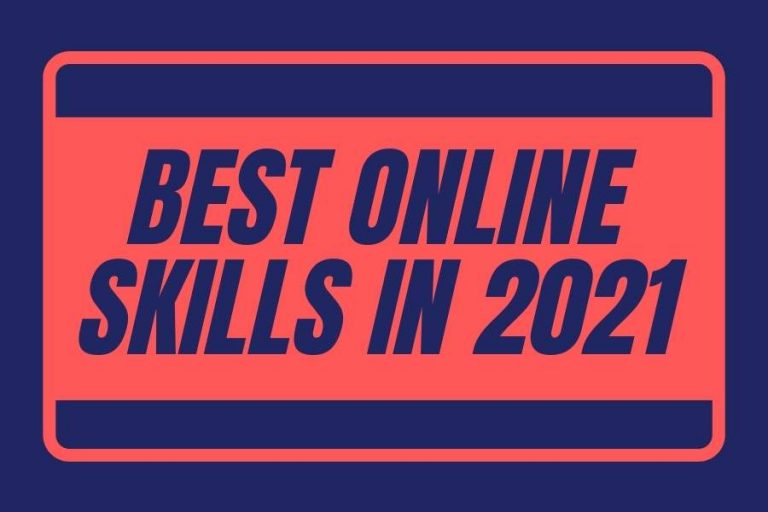 Best Online Skill For Freelancing In 2021